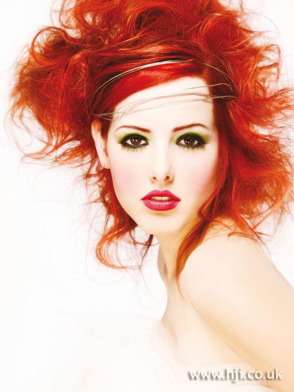2007 redhead curls33