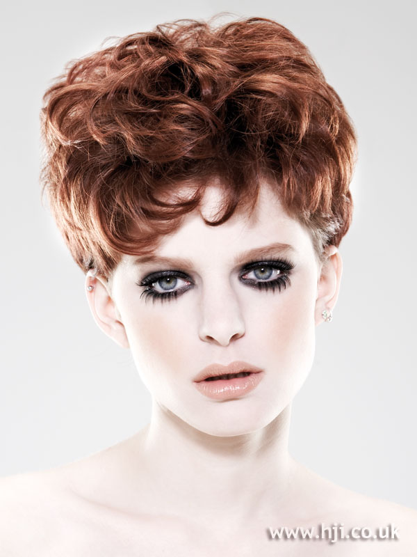 2007 redhead curls36