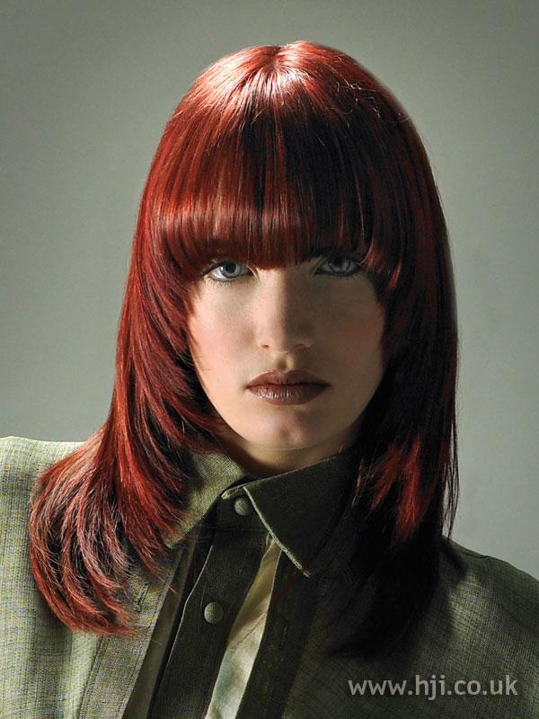 2007 redhead fringe
