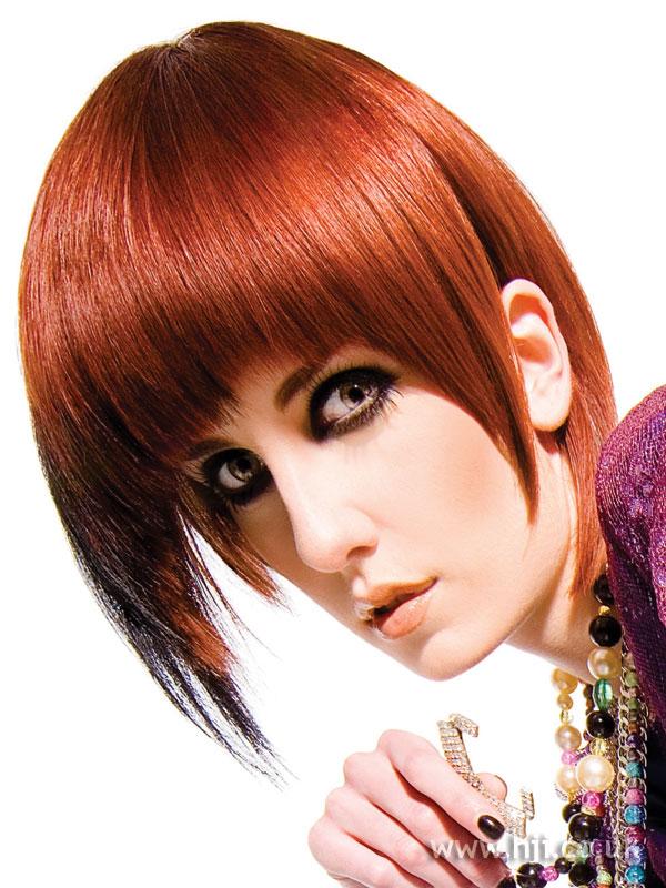 2007 redhead shaped