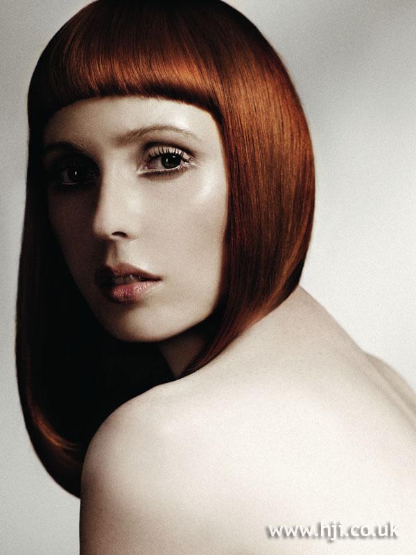 2007 redhead smooth