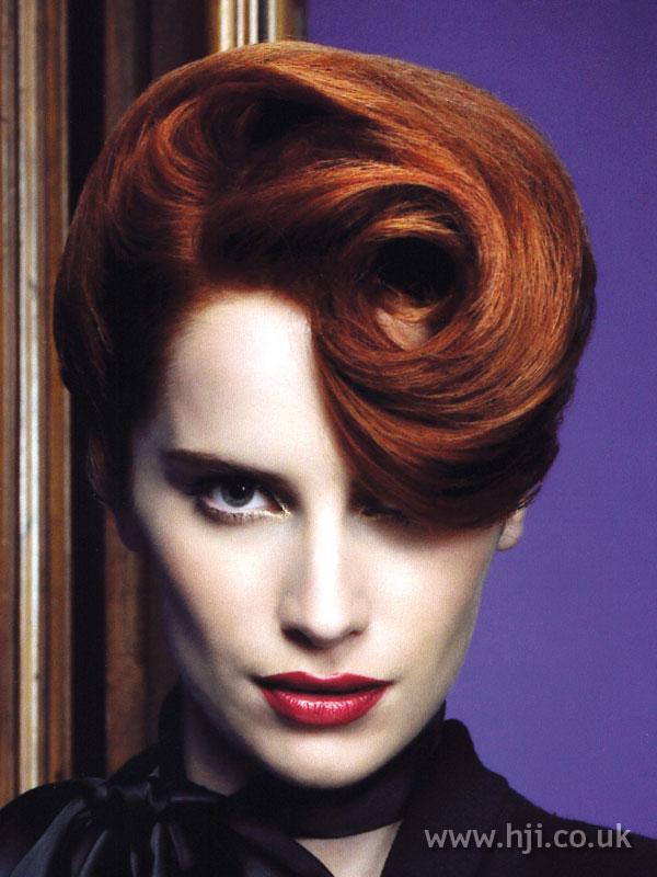 2007 redhead swirl