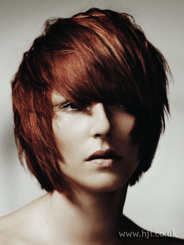 2007 redhead tetxure