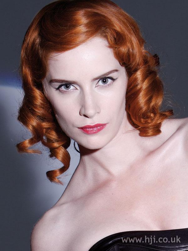 2007 redhead twirls