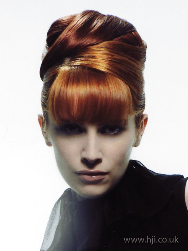 2007 redhead updo1