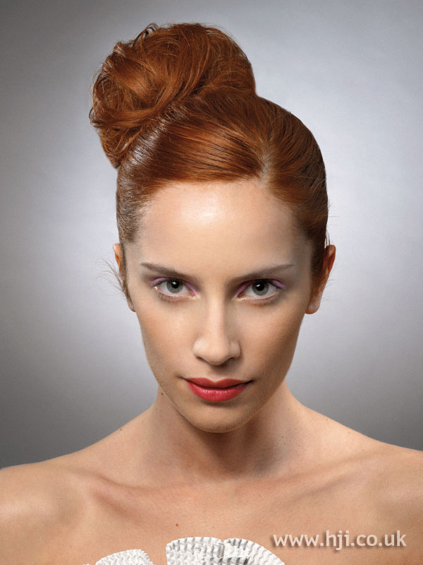 2007 redhead updo2