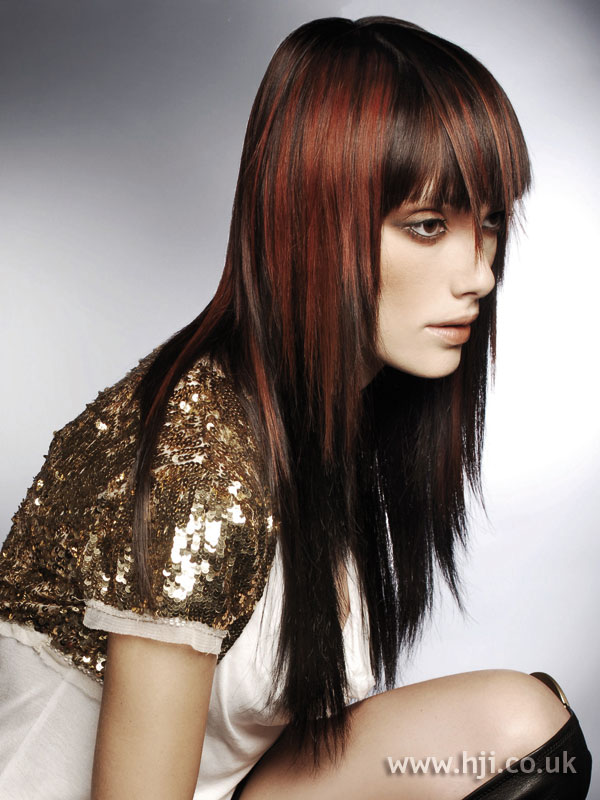 2007 straight redhead