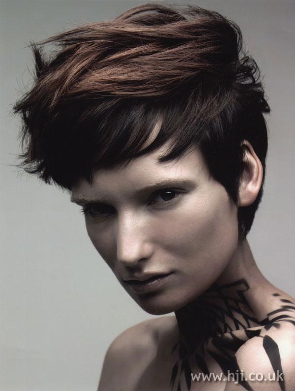 2007 texture brunette