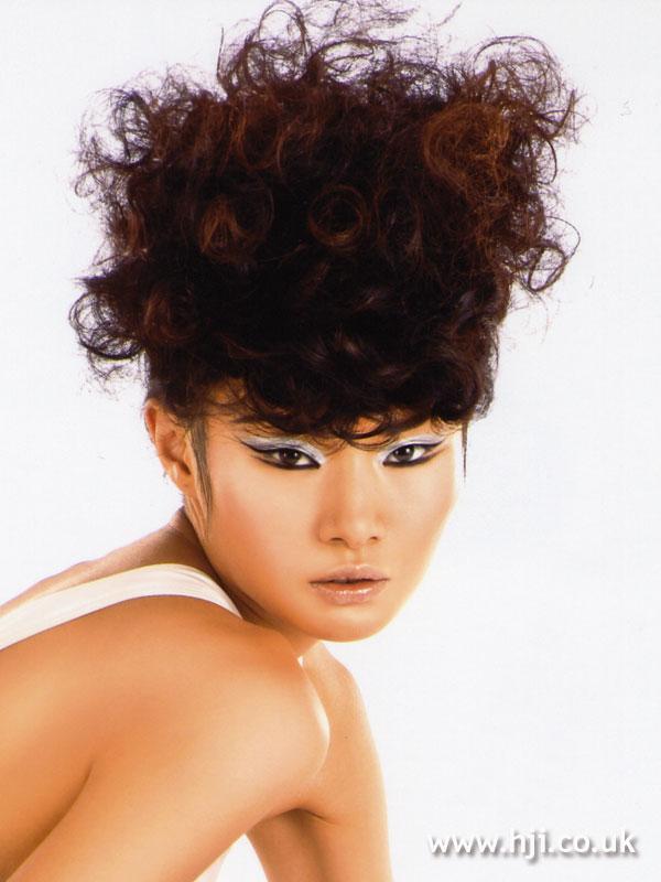 2007 updo curls7