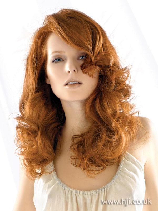 2007 waves redhead