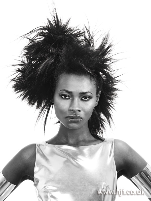 2008 afro spikes