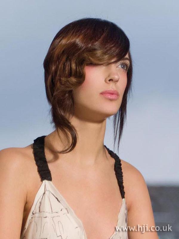2008 asymmetric curl