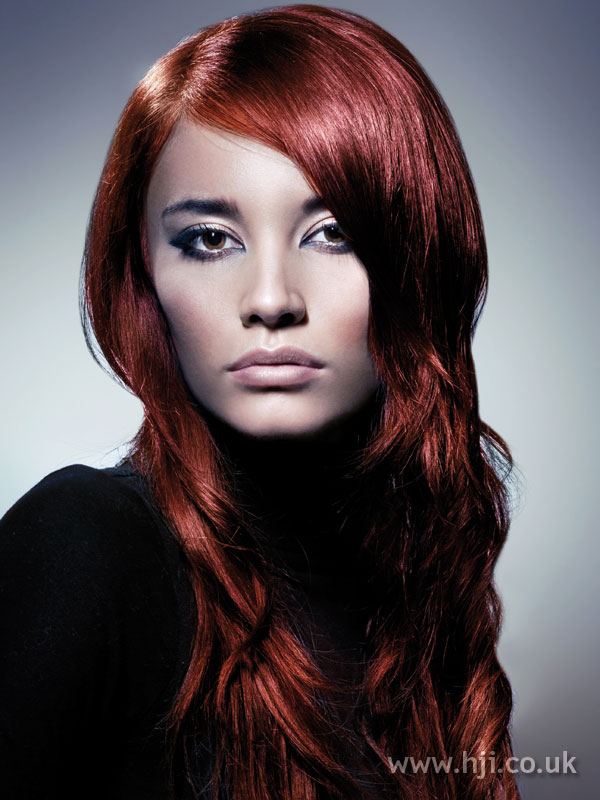 2008 asymmetric redhead