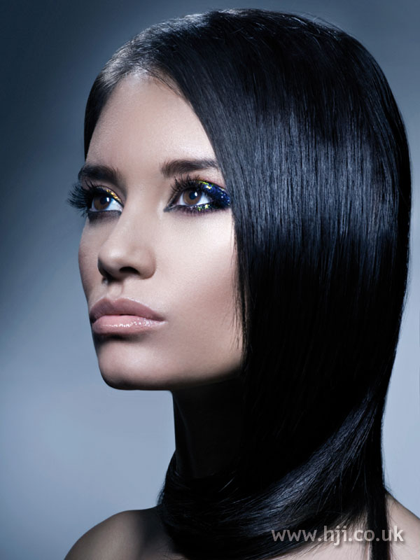 2008 black straight