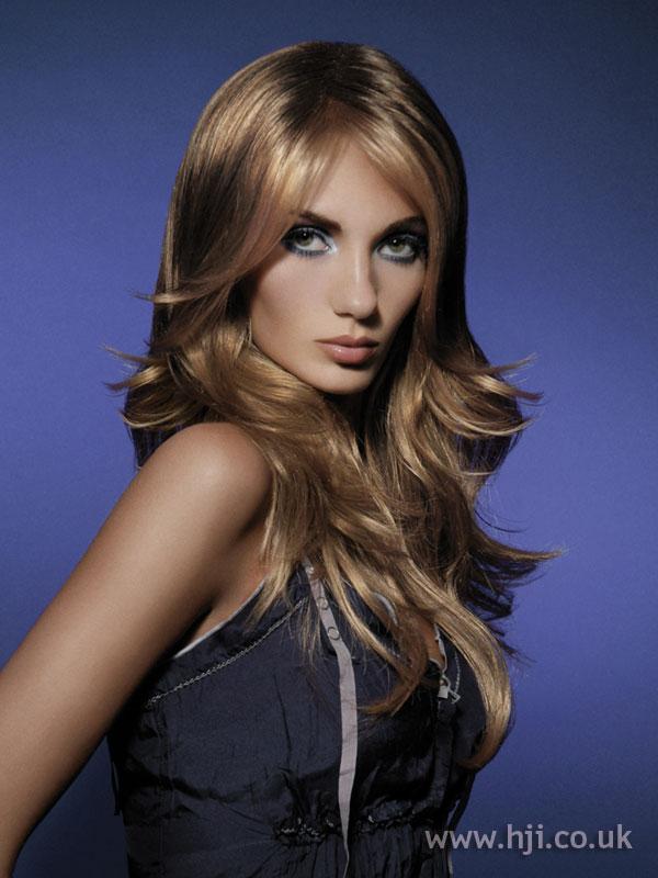 2008 blonde volume