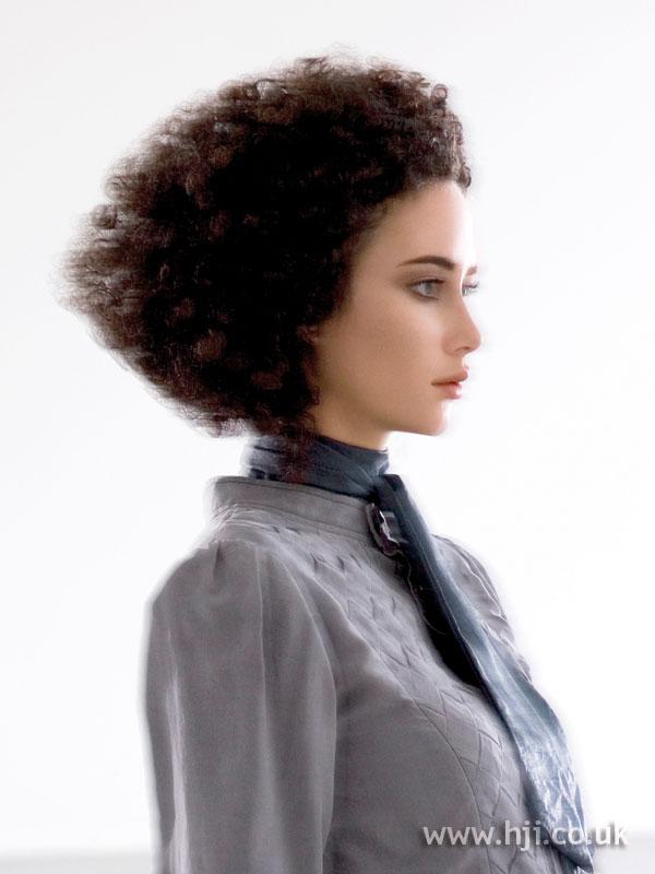 2008 brunette afro