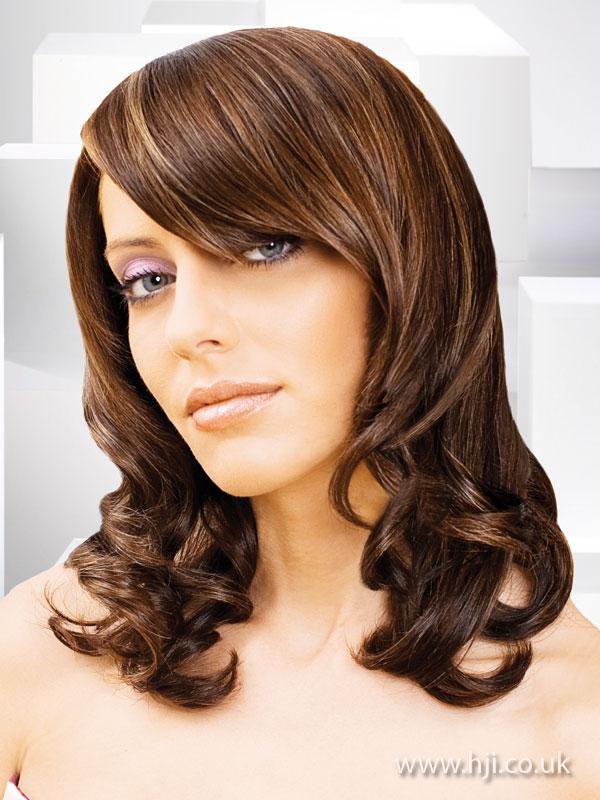 2008 brunette glossy