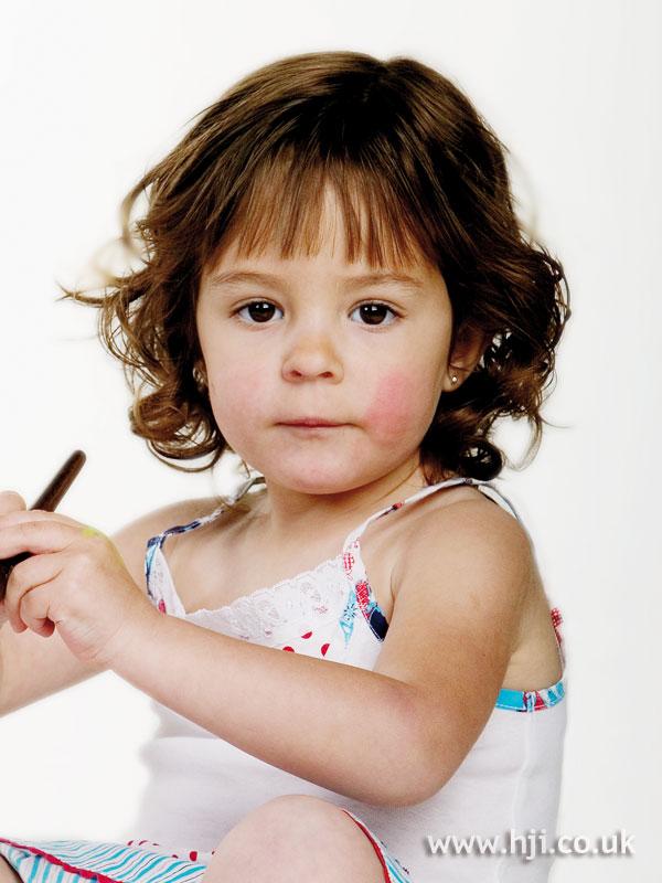 2008 child brunette