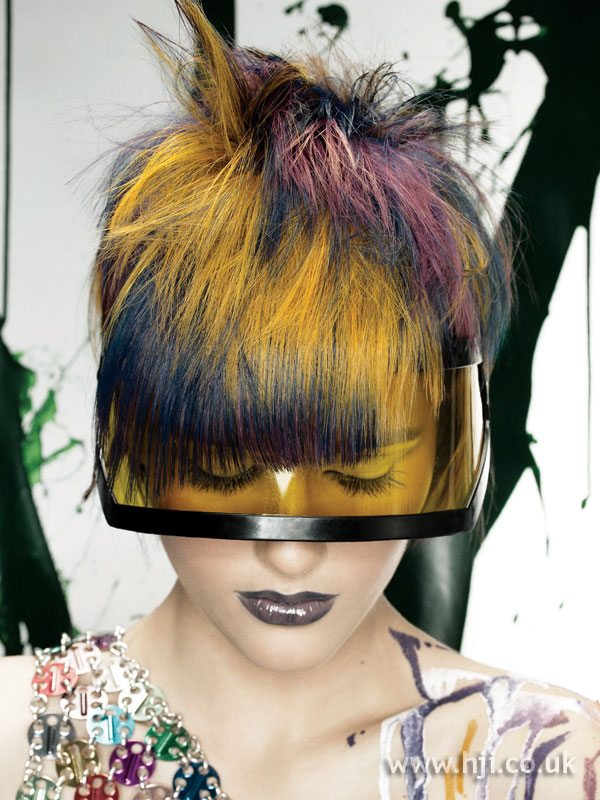 2008 colour layers