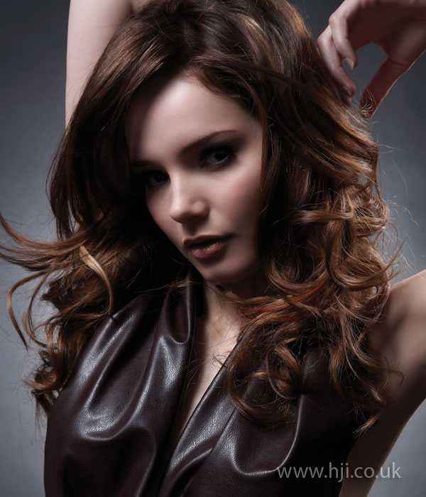 2008 curls streak