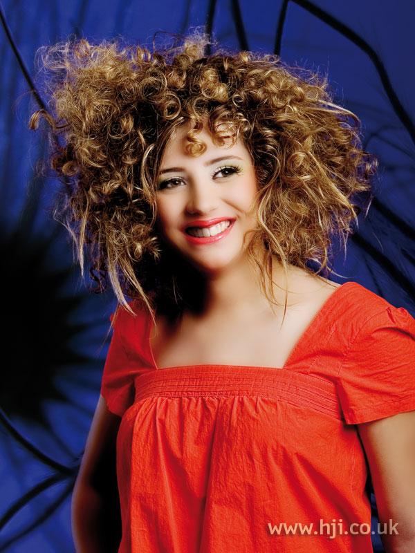2008 curls volume