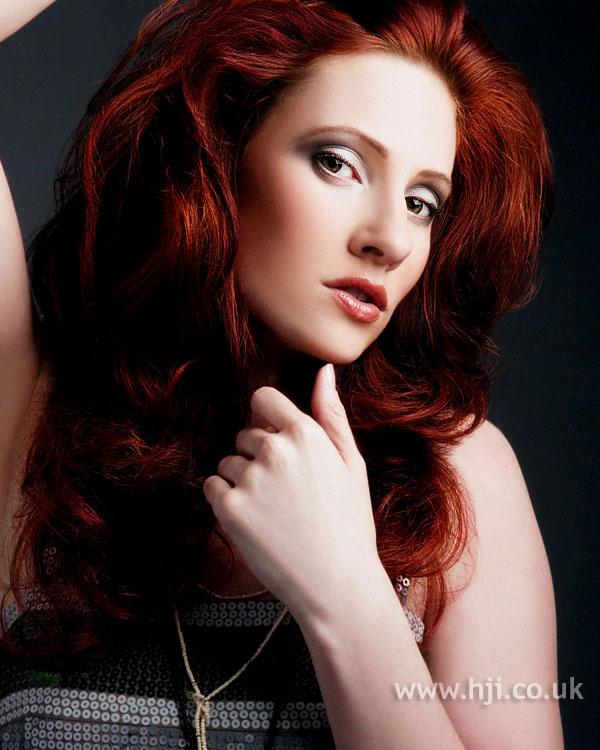 2008 deep redhead