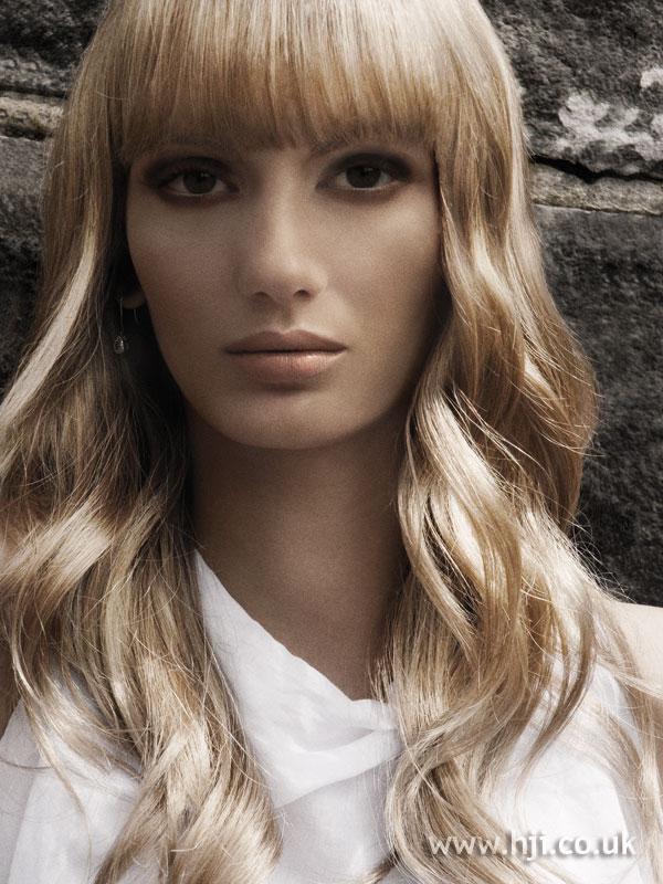 2008 golden curls