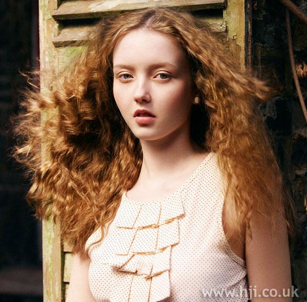 2008 light redhead