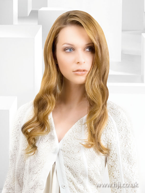 2008 long blonde