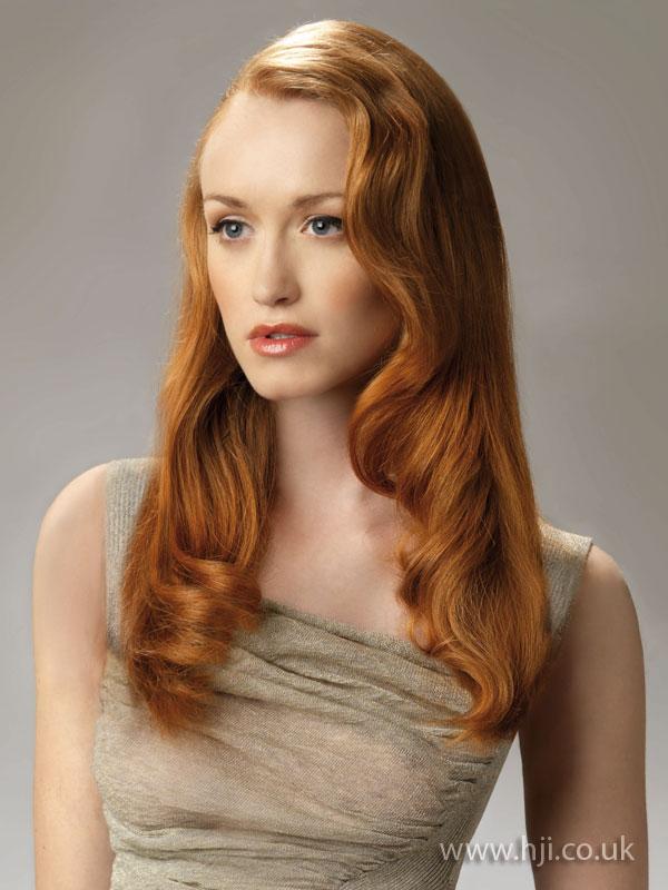 2008 long redhead