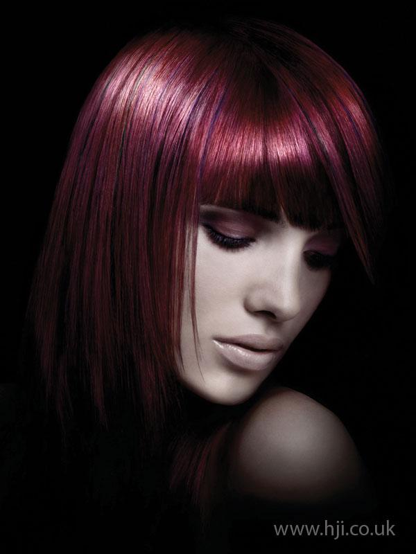 2008 pink straight
