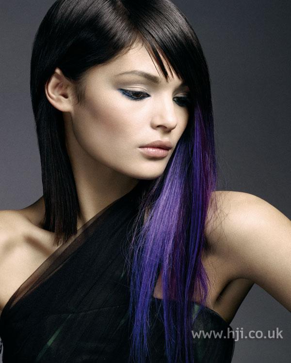2008 purple streak