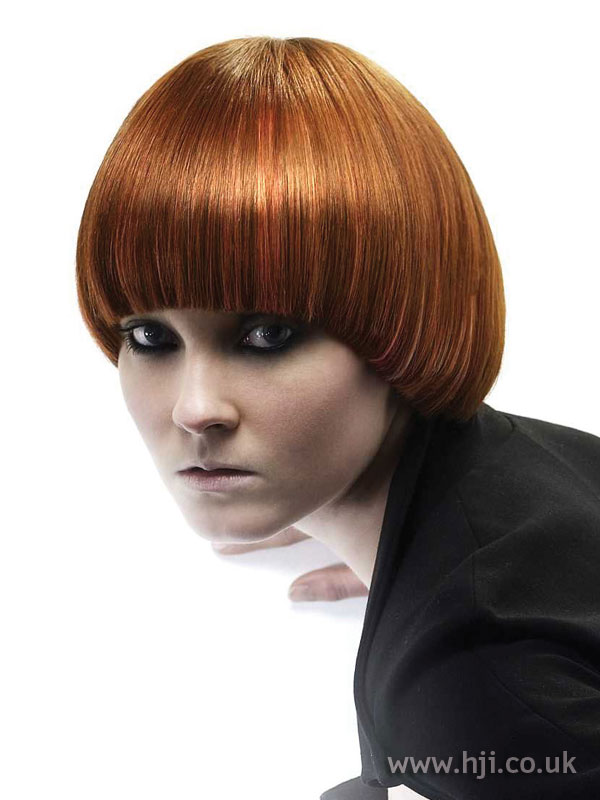 2008 redhead bob