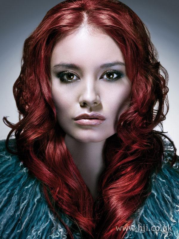 2008 redhead curls