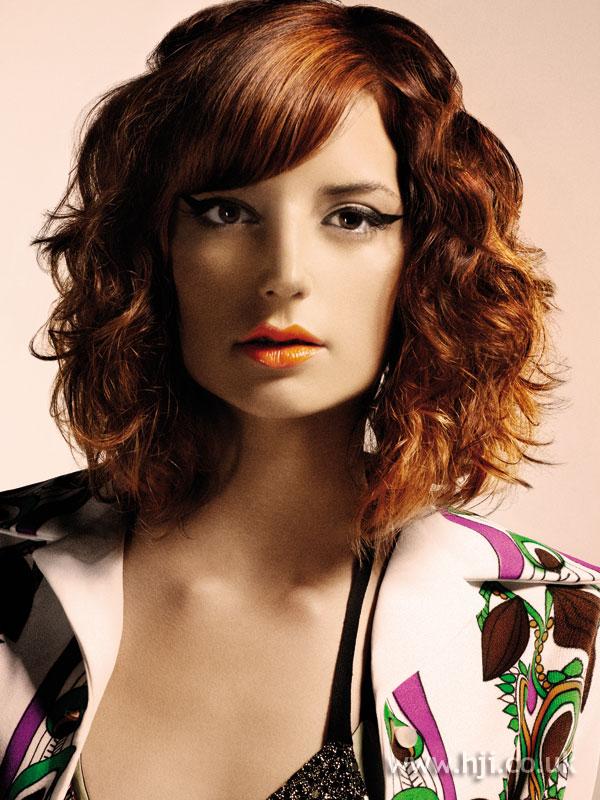 2008 redhead curls20