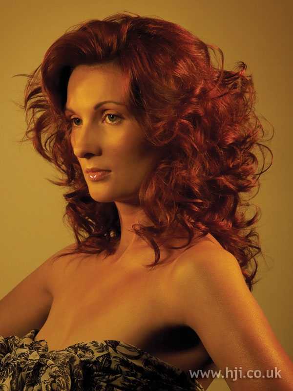 2008 redhead curls23