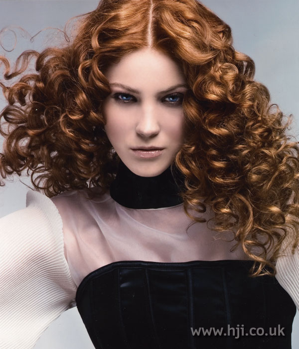 2008 redhead curls25