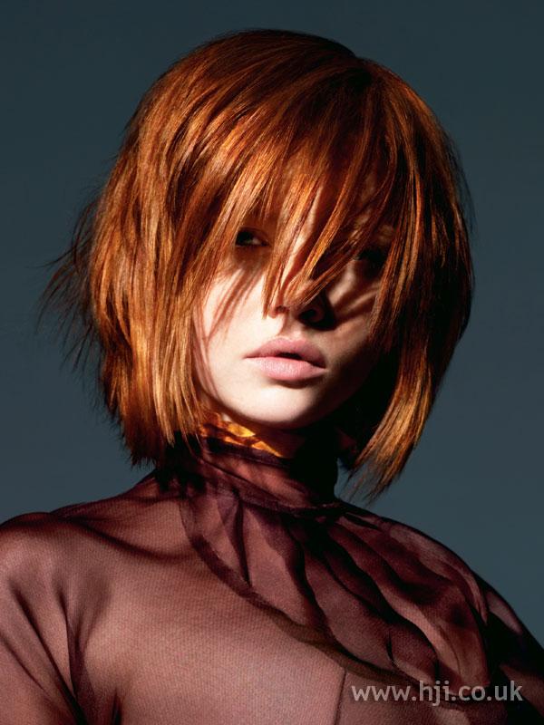 2008 redhead layered