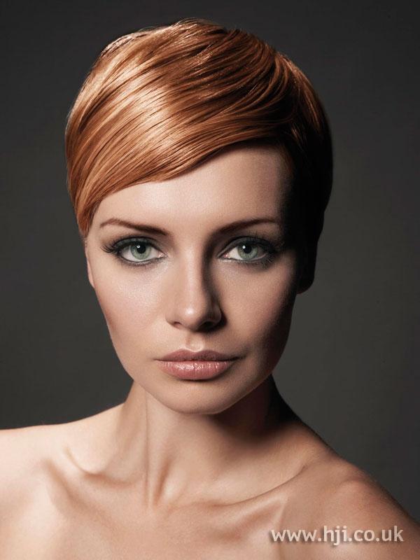 2008 redhead sleek
