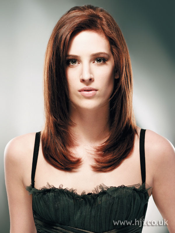 2008 redhead straight