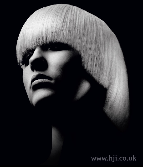 2008 straight blonde