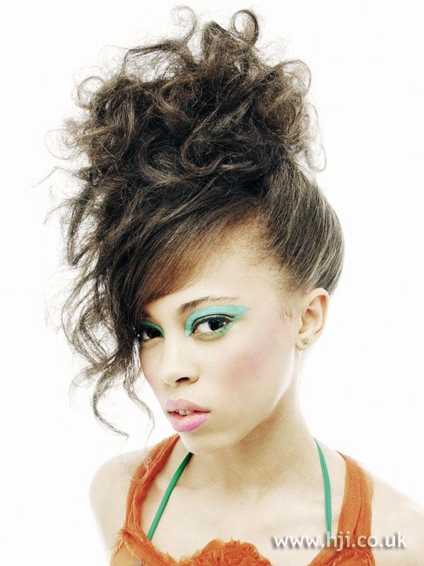 2008 updo curls5