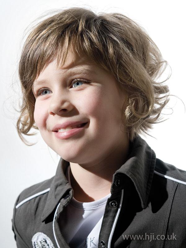 2009 boy curls