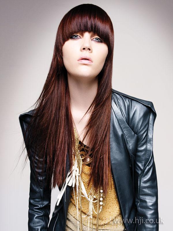 2009 brunette straight