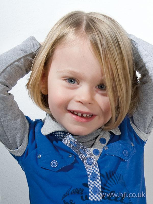 2009 child blonde