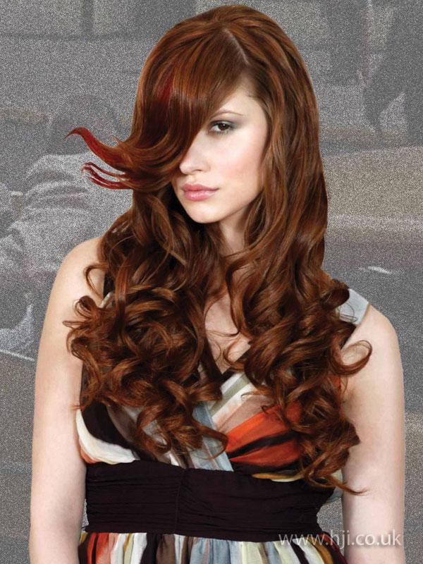 2009 heavy curls