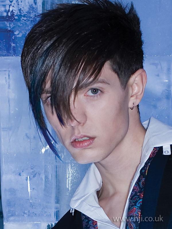 2009 men blue