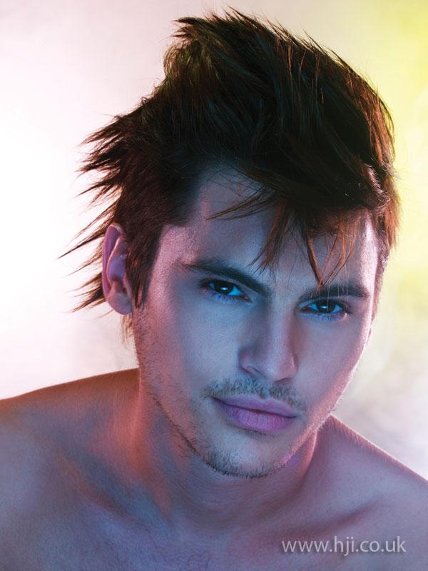 2009 men shaved