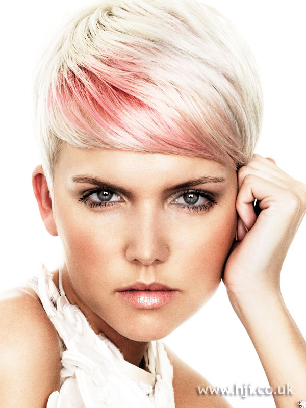 2009 pink fringe