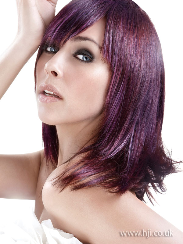 2009 purple straight